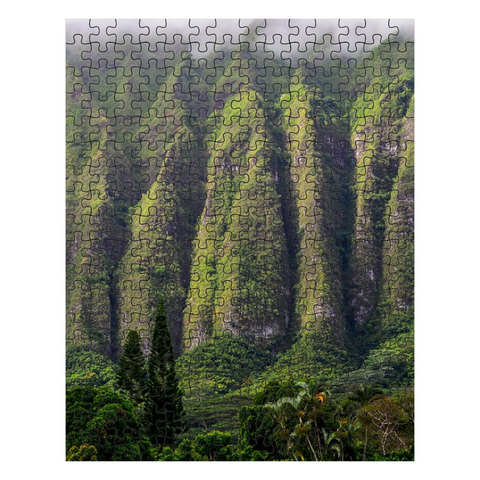 Ko'olau Mountain Puzzles