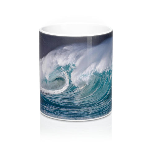 Waimea Shore Break Coffee Mug 11oz