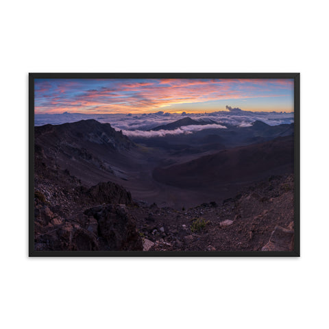 Haleakala Sunrise by Alex Wilson
