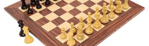 Wood Chess Sets and Boards