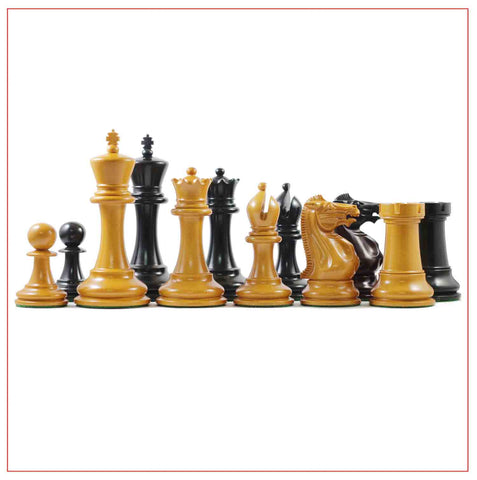 Anderson Reproduction Chess Pieces Circa 1855-60 - The Chess Store