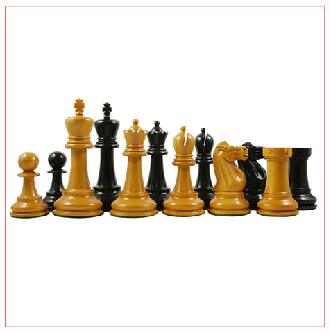 Circa 1925-37 Antique Chess Pieces - The Chess Store