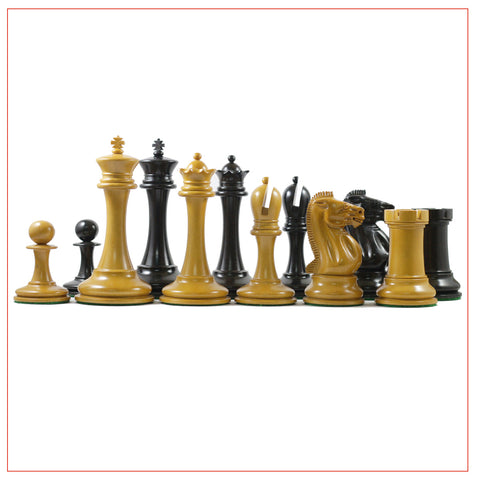 B & Company Reproduction Chess Pieces - The Chess Store