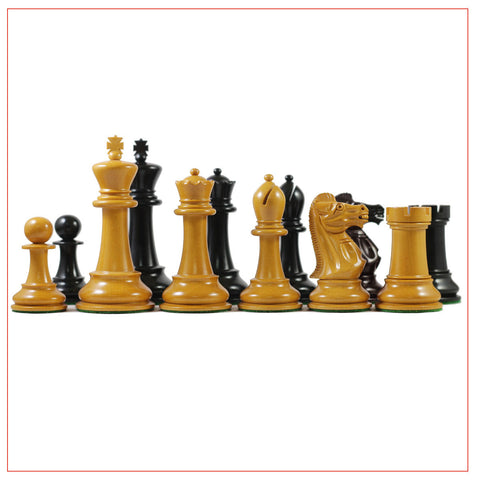 Havana 1966 Circa Reproduction Staunton Chessmen - The Chess Store