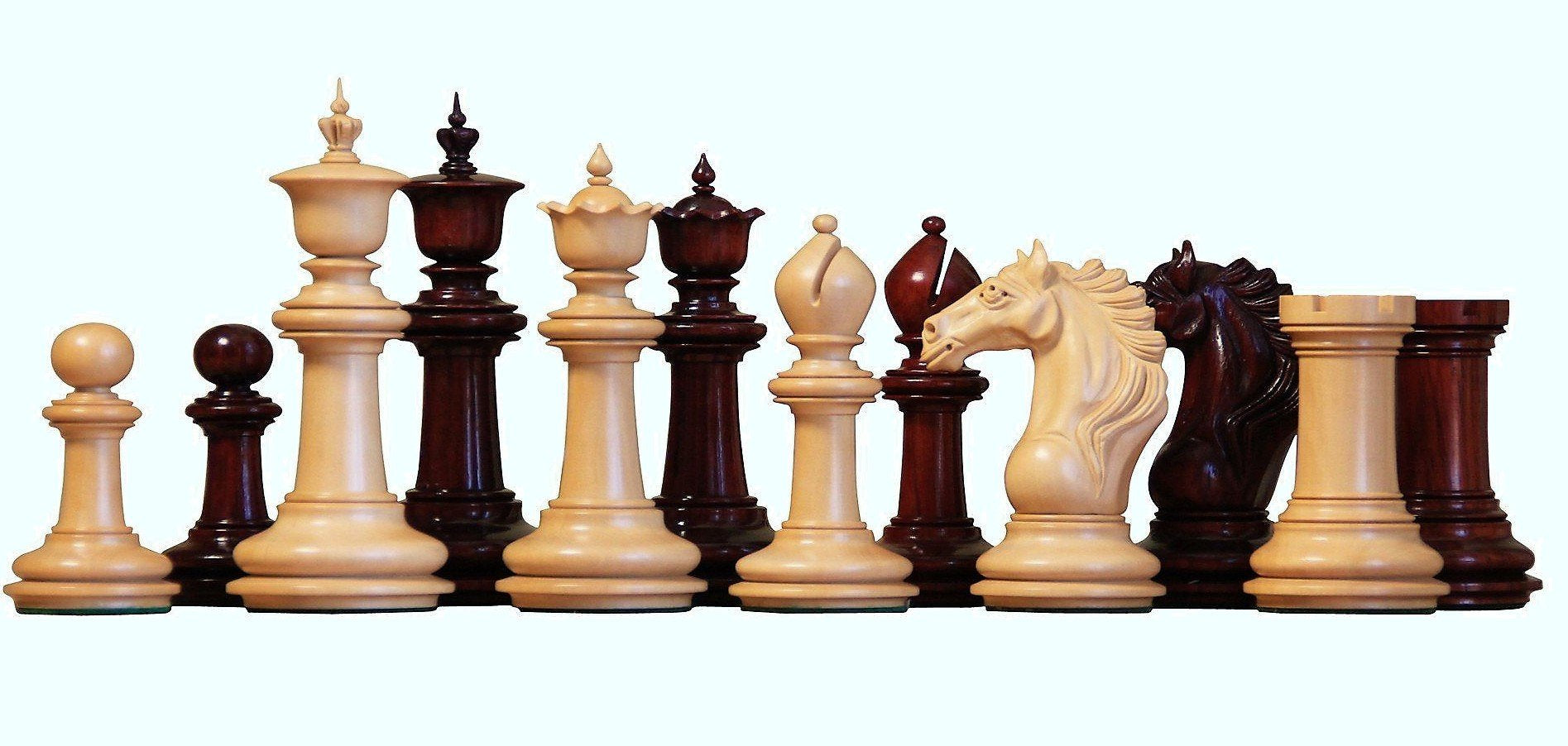 SHOWCASE YOUR CHESS SET