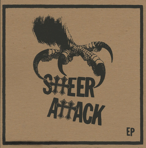 "sheer attack 4 song (7"") EP"