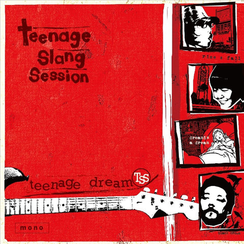 TEENAGE SLANG SESSION - Teenage Dream (LP)
