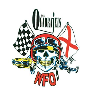 QUADRAJETS, THE - WFO (LP)