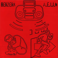 "BERZERK Anything Else is Just Noise               (7""), punk, recess ops, distro, distribution, punk distribution, wholesale, record album, vinyl, lp, Recess Records"