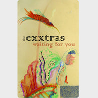EXXTRAS, THE (Jack Brewer of Saccharine Trust) - Waiting For You                       (CASS)