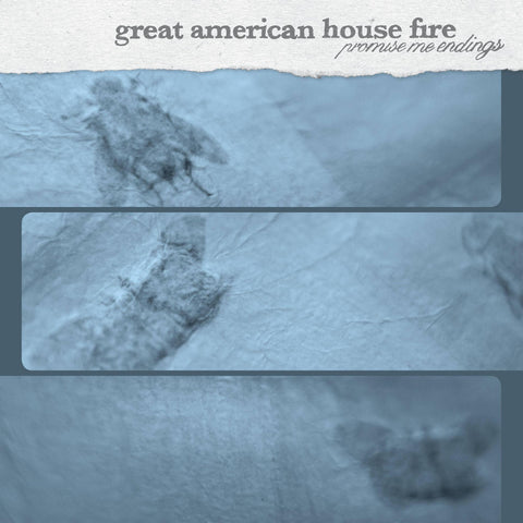 "GREAT AMERICAN HOUSE FIRE - Promise Me Endings (One-Sided 12"")"