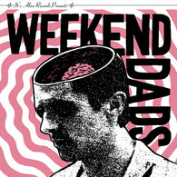 "WEEKEND DADS Weekend Dads                         (7""), punk, recess ops, distro, distribution, punk distribution, wholesale, record album, vinyl, lp, It's Alive Records"