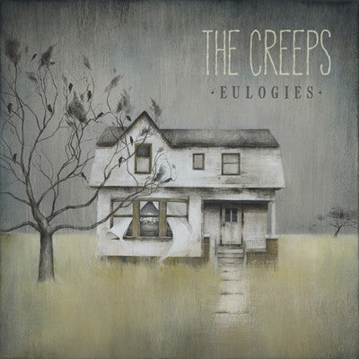 CREEPS, THE Eulogies                              CD, punk, recess ops, distro, distribution, punk distribution, wholesale, record album, vinyl, lp, It's Alive Records