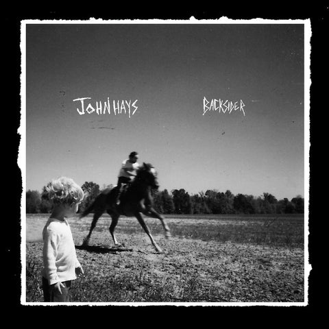 JOHN HAYS - Backsider (LP)