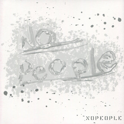 NO PEOPLE - Nope Ople (CD)