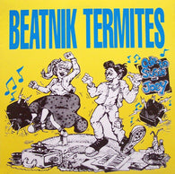 "BEATNIK TERMITES Ode to Susie & Joey              (7""), punk, recess ops, distro, distribution, punk distribution, wholesale, record album, vinyl, lp, Recess Records"