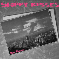 "Sloppy Kisses ""New Pompeii""                        (7""), punk, recess ops, distro, distribution, punk distribution, wholesale, record album, vinyl, lp, Jonny Cat Records"