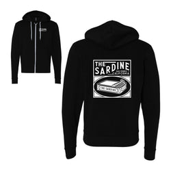 SARDINE CAN - Zip Up Hoodie