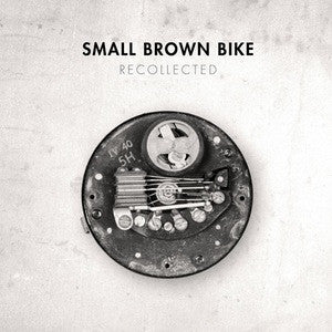 "Small Brown Bike ""Recollected"" LP, punk, recess ops, distro, distribution, punk distribution, wholesale, record album, vinyl, lp, Anxious and Angry"