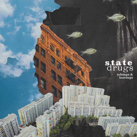 STATE DRUGS - Takings & Leavings (LP)