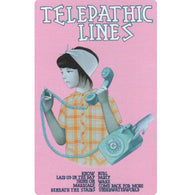 TELEPATHIC LINES - Self-Titled CASS