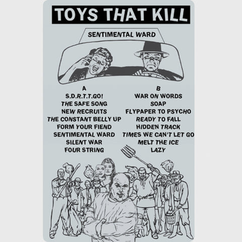 TOYS THAT KILL - Sentimental Ward                   (CASS)