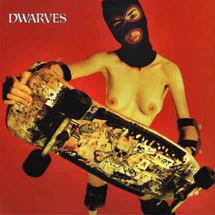 DWARVES Dwarves Are Younger & Better Looking      2xLP, punk, recess ops, distro, distribution, punk distribution, wholesale, record album, vinyl, lp, Recess Records