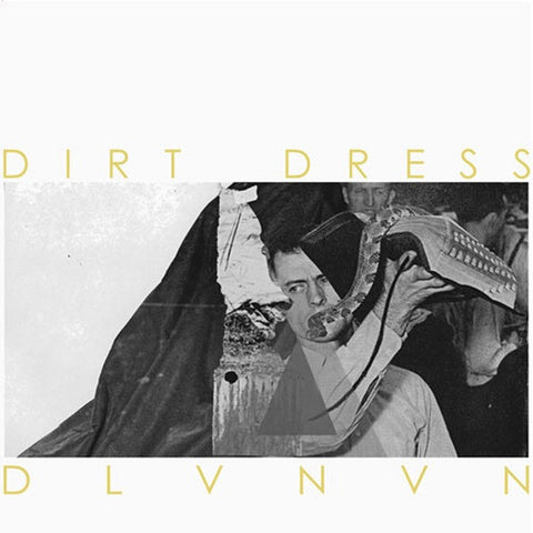 DIRT DRESS DLVNVN                                 LP, punk, recess ops, distro, distribution, punk distribution, wholesale, record album, vinyl, lp, Recess Records