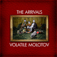 ARRIVALS, THE Volatile Molotov                    CD, punk, recess ops, distro, distribution, punk distribution, wholesale, record album, vinyl, lp, Recess Records