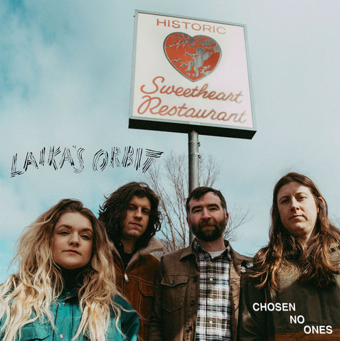 LAIKA'S ORBIT - Chosen No Ones (LP)