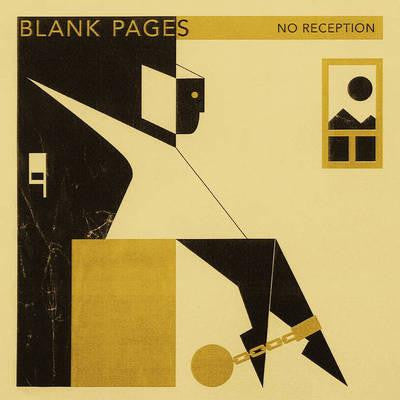 "Blank Pages - No Reception (7"")"