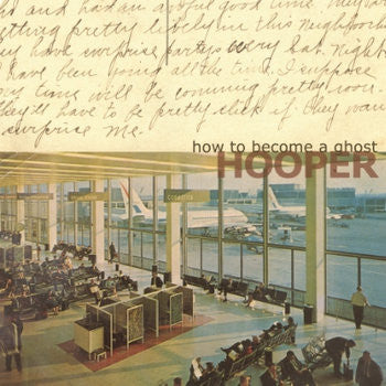"HOOPER How To Become A Ghost 12"" LP, punk, recess ops, distro, distribution, punk distribution, wholesale, record album, vinyl, lp, Snappy Little Numbers"