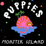 PUPPIES - Monster Island (CASS)
