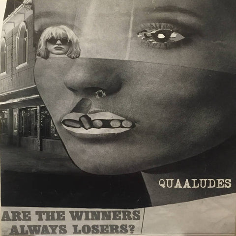 "Quaaludes ""call you up""                            (7""), punk, recess ops, distro, distribution, punk distribution, wholesale, record album, vinyl, lp, Jonny Cat Records"