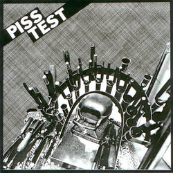 "PISS TEST - Self-Titled (7"" EP)"
