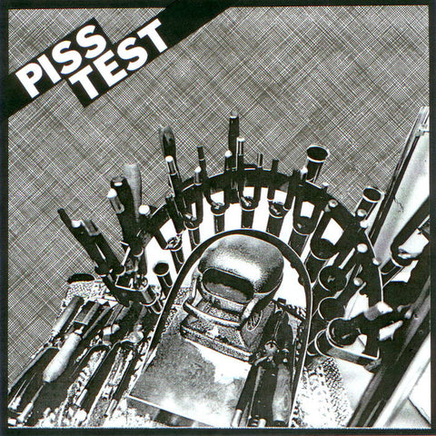 "Piss Test ""vegan coffee""                           (7""), punk, recess ops, distro, distribution, punk distribution, wholesale, record album, vinyl, lp, Jonny Cat Records"