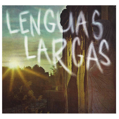 "LENGUAS LARGAS - Lonely Summertime b/w Are You Scared? (7"")"