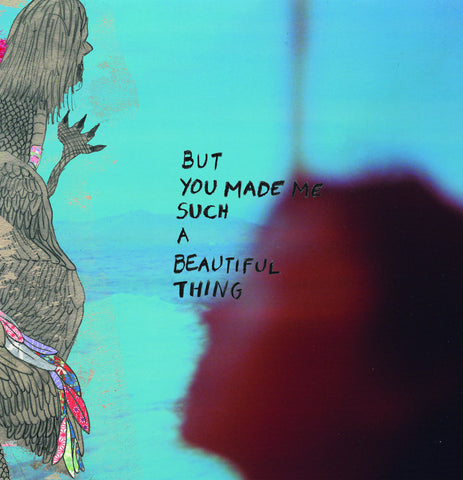GIANT PEACH - But You Made Me Such a Beautiful Thing (LP)