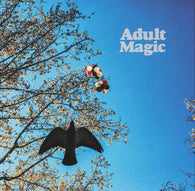ADULT MAGIC - S/T (LP)
