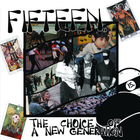 FIFTEEN - The Choice of a New Generation (LP)
