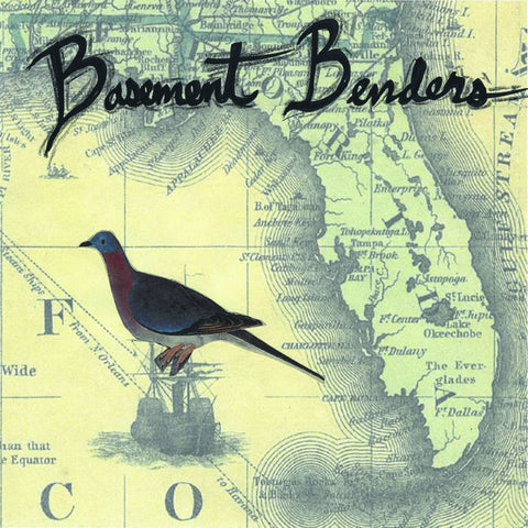 "BASEMENT BENDERS - Self-Titled  (7"" EP)"