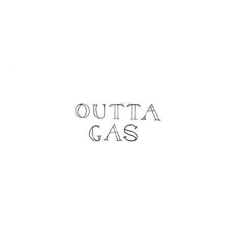 "Outta Gas- S/T EP (7""), punk, recess ops, distro, distribution, punk distribution, wholesale, record album, vinyl, lp, Dead Broke Rekerds"