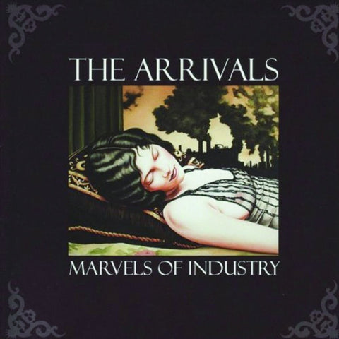 ARRIVALS, THE Marvels of Industry                 CD, punk, recess ops, distro, distribution, punk distribution, wholesale, record album, vinyl, lp, Recess Records