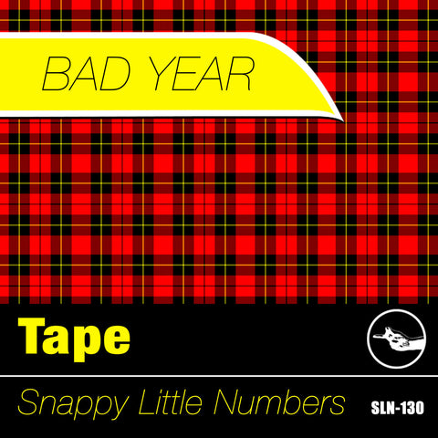 BAD YEAR - Tape (CASSINGLE)