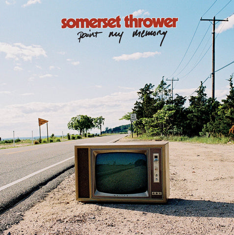 SOMERSET THROWER - Paint My Memory (LP)