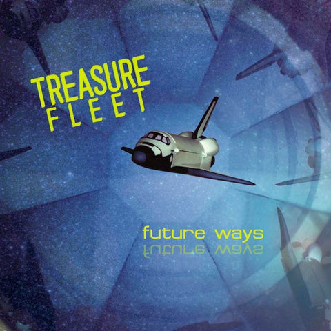 TREASURE FLEET Future Ways                        LP, punk, recess ops, distro, distribution, punk distribution, wholesale, record album, vinyl, lp, Recess Records