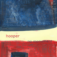 "HOOPER  ""No Monument""  LP"