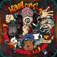 HARD-ONS - Peel Me Like A Egg (LP)