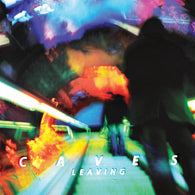 "Caves- ""Leaving"" 1-Sided 12"", punk, recess ops, distro, distribution, punk distribution, wholesale, record album, vinyl, lp, Dead Broke Rekerds"