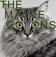 MAINE COONS - Self-Titled (CASS)